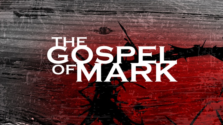 Study of Mark's Gospel